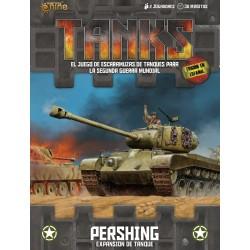 Tanks: Pershing (castellano)