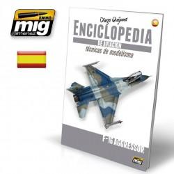 Enciclopedia de tecnicas de modelismo de aviacion - vol.6 extra
