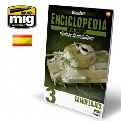 Enciclopedia Tecnicas de Modelismo de Blindados 3-Camuflajes