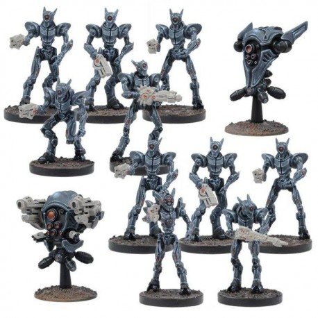 Forge Father Weapons Platform Formation