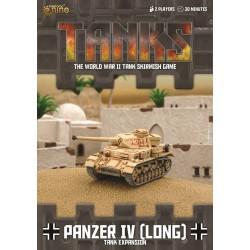 German Panzer IV (Long) Tank Expansion (inglés)