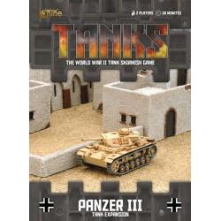 German Panzer III Tank Expansion (inglés)