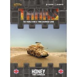 British Honey Tank Expansion (inglés)