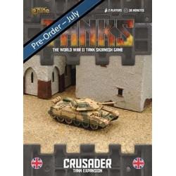 British Crusader Tank Expansion
