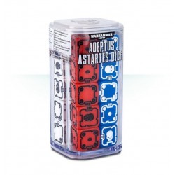 Astartes Dice Set