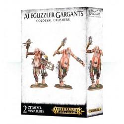 Aleguzzler Gargants: Colossal Crushers