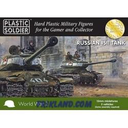 15mm WW2 Russian IS2 Tank