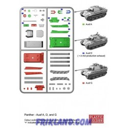 REINFORCEMENTS 15mm Panther