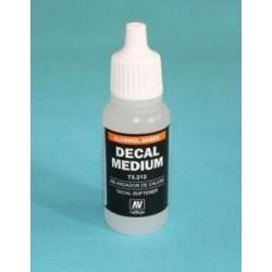 Decal medium 17ml. - Decal medium 17ml.