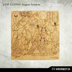HDF: GLYPHS STYGIAN SYMBOLS