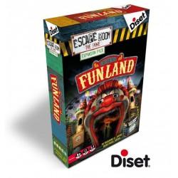 Escape Room: Expansión Bienvenido a Funland