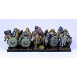 Guerreros del clan