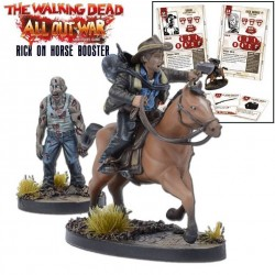 Rick on Horse Booster (inglés)