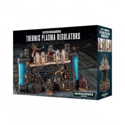 Termic Plasma Regulator