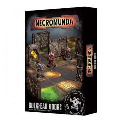 Puertas de esclusa para Necromunda
