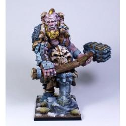 Señor de la Guerra en bestia