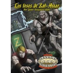 Los fosos de Zal-Astar
