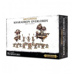Battleforce: Kharadron Overlords Sky-fleet