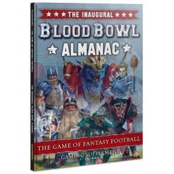 The inaugural Blood Bowl Almanac