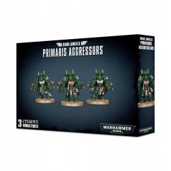 Dark Angels Primaris Aggressors