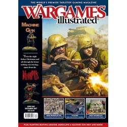 Wargames Illustrated Issue 362 December 2017