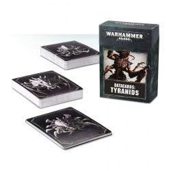Datacards: Tyranids (Inglés)