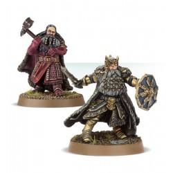 Señores de Erebor: Thror, el Último Rey Bajo la Montaña y Thrain