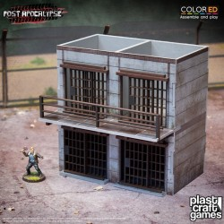 INMATE CELLS