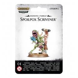 Spoilpox Scrivener: Herald of Nurgle