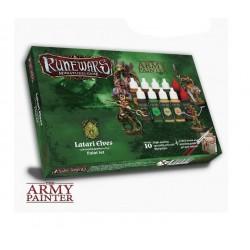Runewars: Waigar The Undyng Paint Set