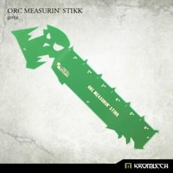 ORC MEASURING' STIKK GREEN