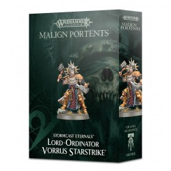 Vorrus Starstrike – The Lord Ordinator