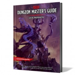 Dungeon Masters Guide - Guía del Dungeon Master