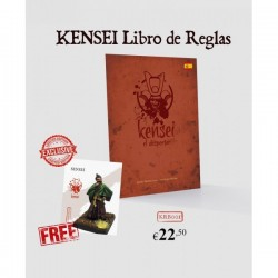 REGLAMENTO KENSEI (ESPAÑOL) MINIATURA