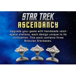Star Trek Ascendancy: Starbases Klingon