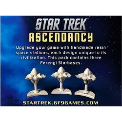 Star Trek Ascendancy: Starbases Cardassian