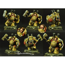 28mm/30mm Dwarf Steam Thunder 1