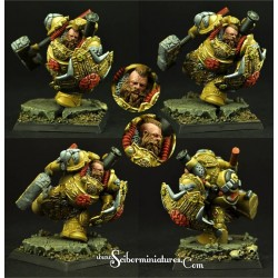 28mm/30mm Dwarf Steam Thunder 2