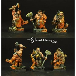 28mm/30mm Dwarf Steam Thunder 3