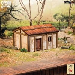ASHIGARU HOUSE