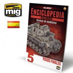 Enciclopedia de técnicas de modelismo de blindados Vol. 5 - Toqu