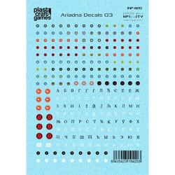 INFINITY DECALS ARIADNA 03