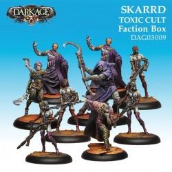 SKARRD TOXIC CULT FACTION BOX