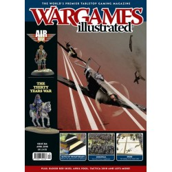 Wargames Illustrated 366 April Edition
