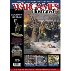 Wargames Illustrated 368 June Edition