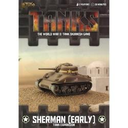 American Stuart Tank Expansion