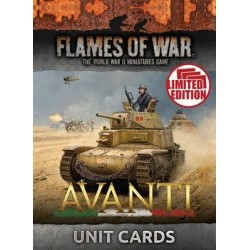 Fighting First Unit Cards
