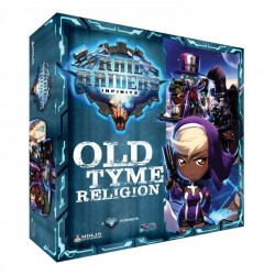 Rail Raiders Infinite: Old Tyme Religion (inglés)