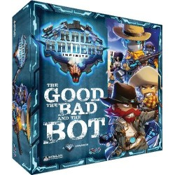 Rail Raiders Infinite: The Good, The Bad and the Bot Exp. (inglé)