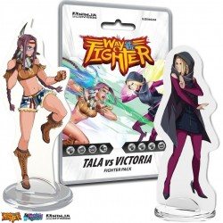 Fighter Pack: Tala Vs Victoria Exp. (inglés)